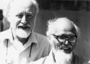Bill Mollison and Masanobu Fukuoka