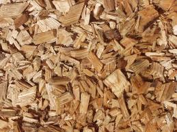 coarse woodchip